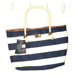 Tommy Hilfiger nautical tote